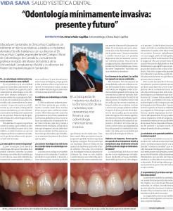 Entrevista en La Razón