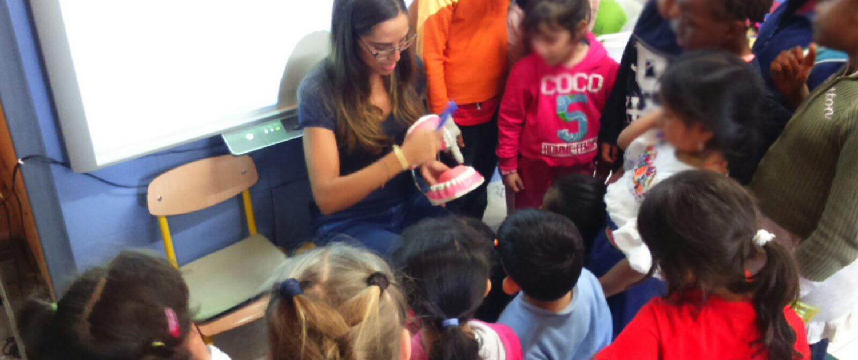 Ruiz Capillas visitas a colegios