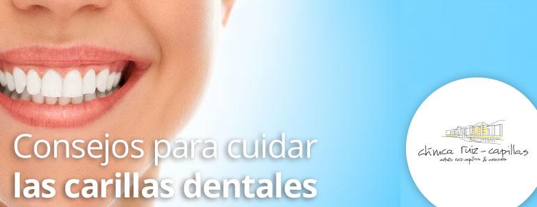 Como cuidar las carillas dentales